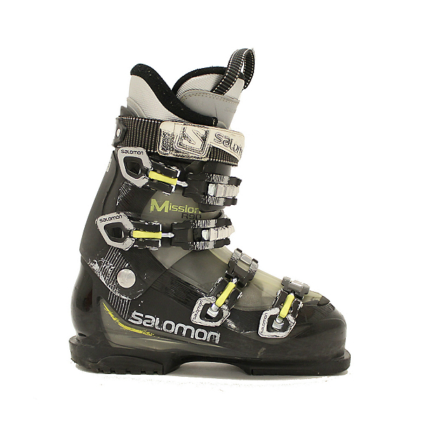 Used 2015 Mens Salomon Mission R 90 Ski Boots SALE, , 600