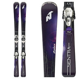Nordica Sentra 3 Womens Skis with TLT 10 FDT Bindings 2018, , 256