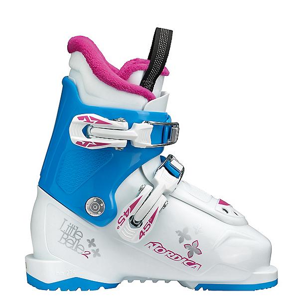 Nordica Little Belle 2 Girls Ski Boots 2018, , 600
