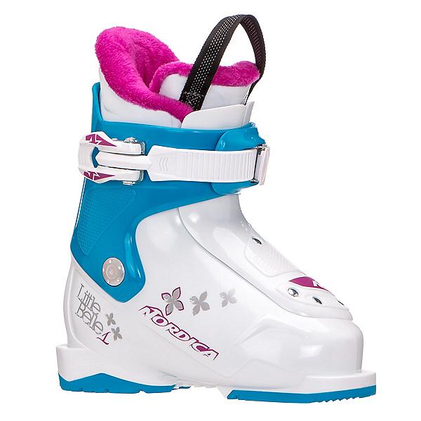 Nordica Little Belle 1 Girls Ski Boots 2019, , 600