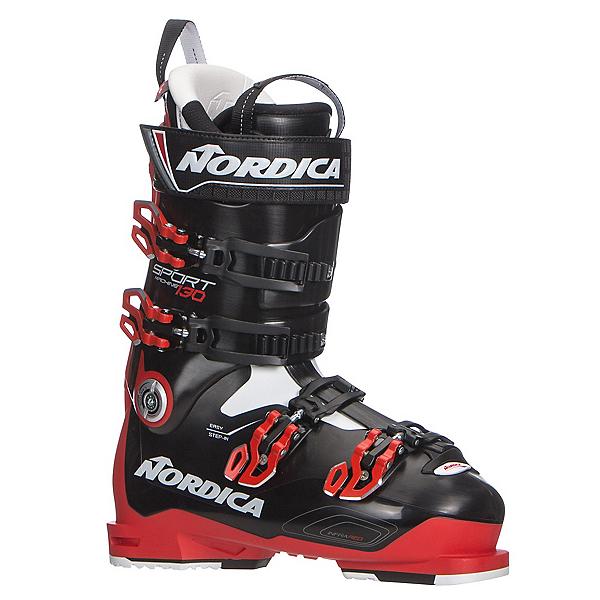 Nordica Sportmachine 130 Ski Boots 2019, Red-Black-Red, 600