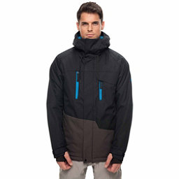 686 Geo Jacket, Black Colorblock, 256