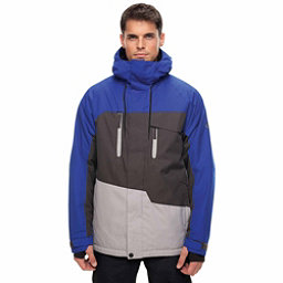 686 Geo Jacket, Cobalt Colorblock, 256