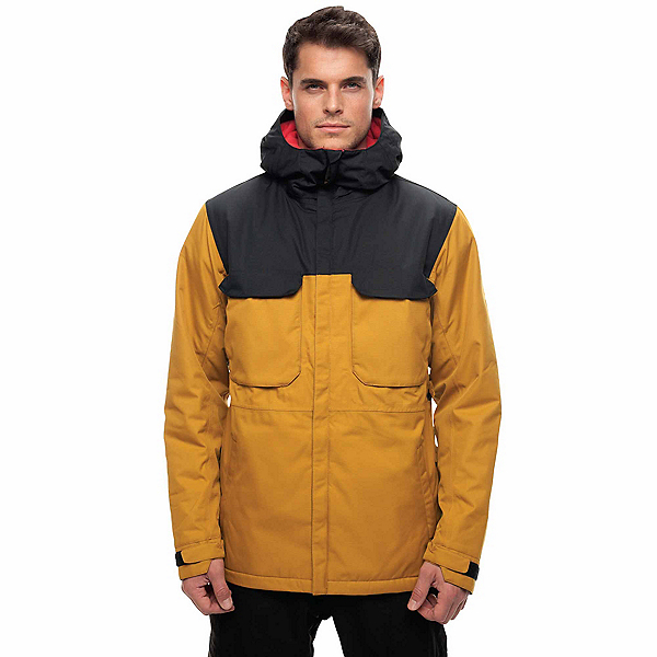 686 Moniker Mens Insulated Snowboard Jacket, , 600