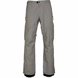 686 GLCR Quantum Thermagraph Pants, Light Grey Ripstop, 256