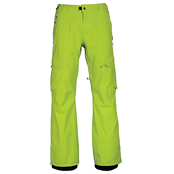 686 GLCR Quantum Thermagraph Pants, Lime Twill, 600