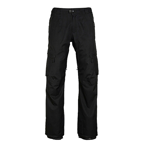 686 GLCR Quantum Thermagraph Pants, Black Twill, 600