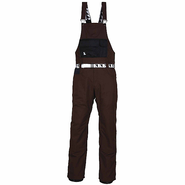 686 Overall Up Mens Bib, , 600