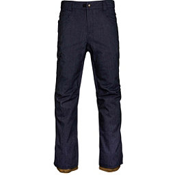 686 Raw Insulated Pants, Navy Denim, 256