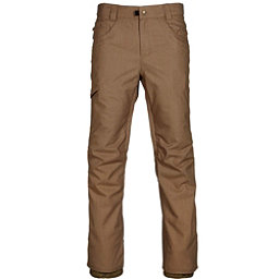 686 Raw Insulated Pants, Khaki Denim, 256
