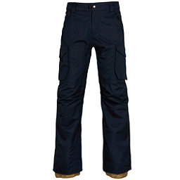 686 Infinity Insulated Cargo Mens Snowboard Pants, Navy, 256