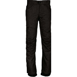 686 Patron Womens Insulated Pants, Black Denim, 256