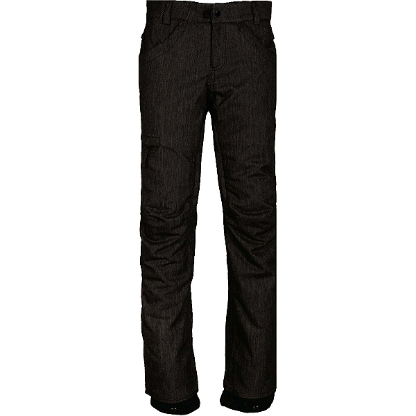 686 Patron Insulated Pants, Black Denim, 600