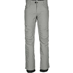 686 Patron Womens Insulated Pants, Light Grey Denim, 256
