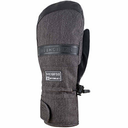 686 InfiLOFT Recon Mittens, Black Denim, 256