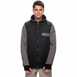 686 Bedwin Insulated Mens Jacket, Black, 256