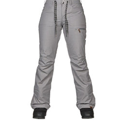 Roxy Rifter Womens Snowboard Pants, Heritage Heather, 256