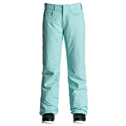 Roxy Backyard Womens Snowboard Pants, Aruba Blue, 256