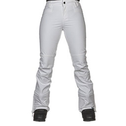 Roxy Creek Womens Snowboard Pants, Bright White, 256
