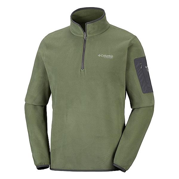 Columbia Titan Pass 1.0 Half Zip Fleece Mens Mid Layer, , 600