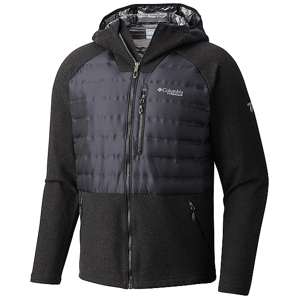 Columbia Snowfield Hybrid Mens Jacket, , 600
