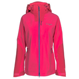 Columbia Powder Keg Womens Insulated Ski Jacket, Punch Pink, 256