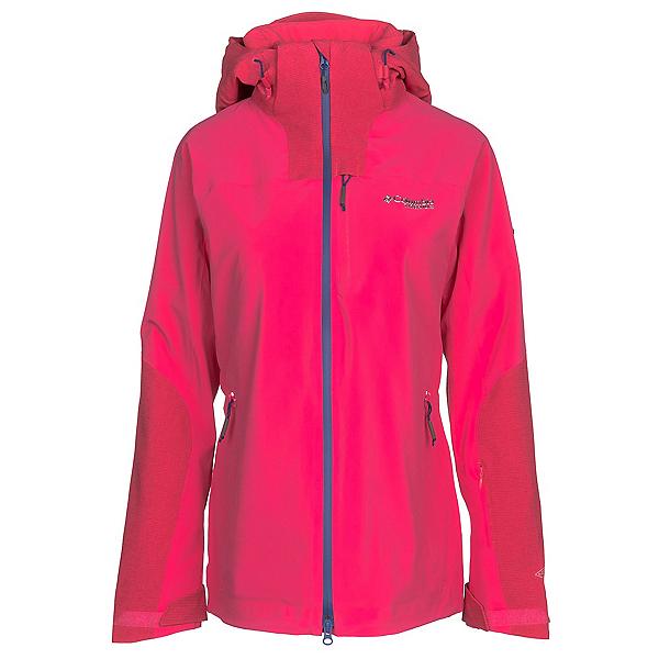 Columbia Powder Keg Womens Insulated Ski Jacket, Punch Pink, 600