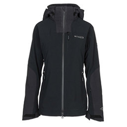 Columbia Powder Keg Womens Insulated Ski Jacket, Black, 256