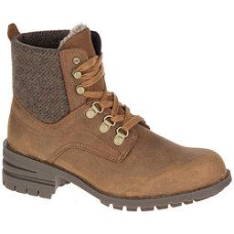 Caterpillar Taylor WP Womens Boots, Brown Sugar, 256