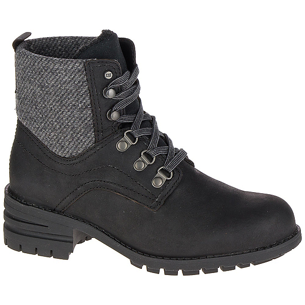 Caterpillar Taylor WP Womens Boots, Black, 600