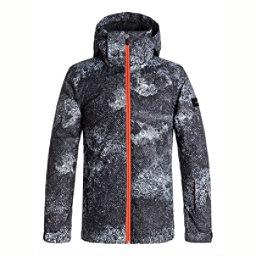 Quiksilver Travis Rice Mission Printed Boys Snowboard Jacket, , 256