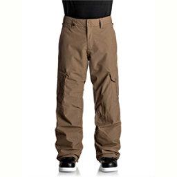 Quiksilver Porter Mens Snowboard Pants, Cub, 256