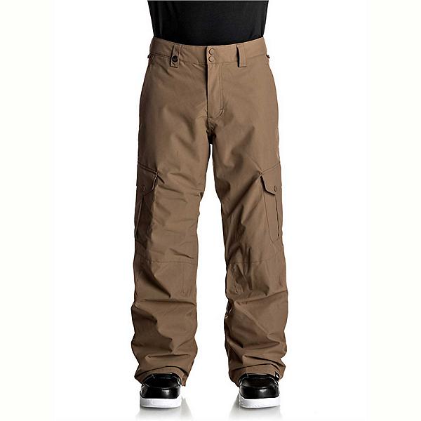 Quiksilver Porter Mens Snowboard Pants, Cub, 600