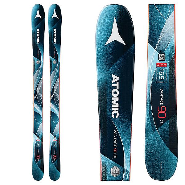 Atomic Vantage 90 CTI W Womens Skis 2018 90f28c8bd