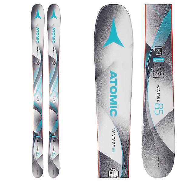 Atomic Vantage 85 Womens Skis 2018, , 600