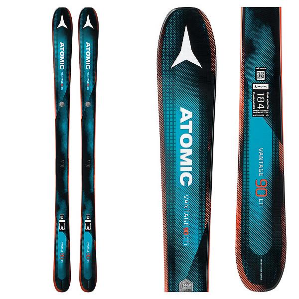 Atomic Vantage 90 CTI Skis 2018, , 600
