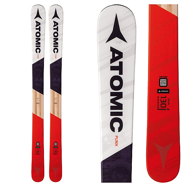 Atomic Punx Jr. II Kids Skis 2018, , 600