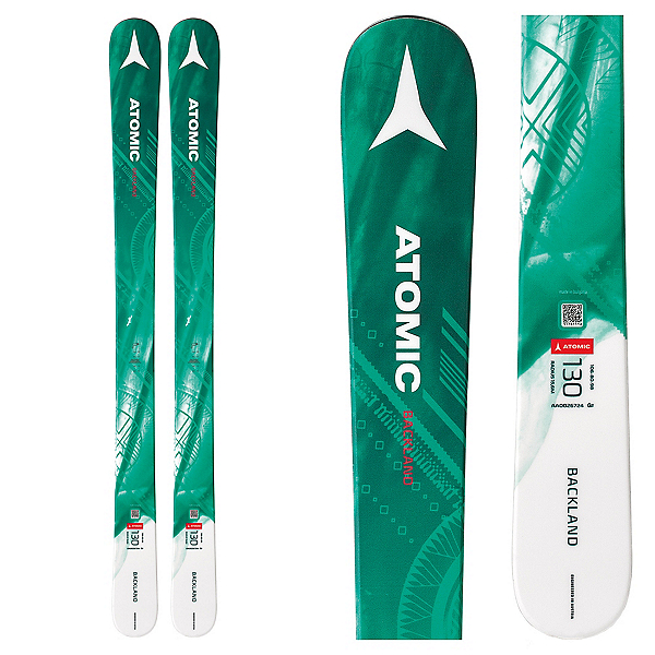 Atomic Backland Girl II Girls Skis 2018, , 600
