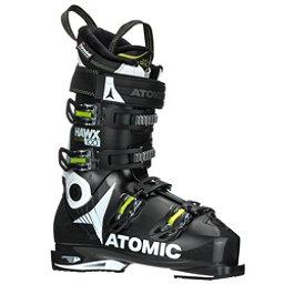 Atomic Hawx Ultra 100 Ski Boots 2018, Black-White, 256