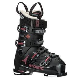 Atomic Hawx Prime 90 W Womens Ski Boots 2018, Black-Rust, 256