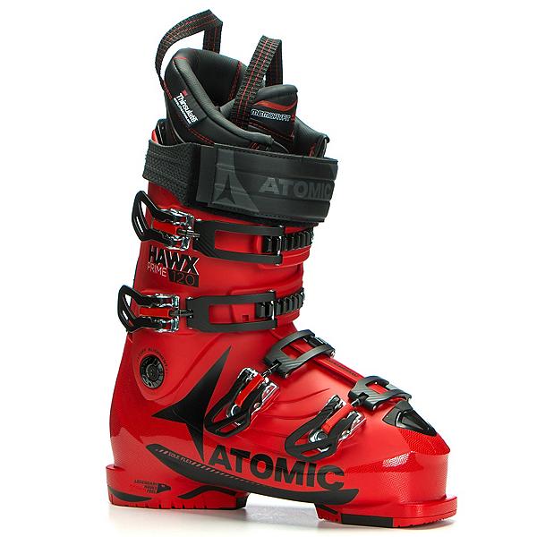 Atomic Hawx Prime 120 Ski Boots 2018, Red-Black, 600