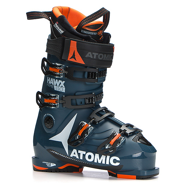Atomic Hawx Prime 110 Ski Boots 2018, Blue-Black-Orange, 600