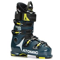 Atomic Hawx Magna 130 Ski Boots 2018, Dark Blue-Lime-Black, 256