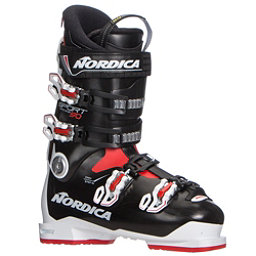 Nordica Sportmachine 90 Ski Boots 2019, White-Black-Red, 256