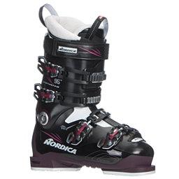 Nordica Sportmachine 95 W Womens Ski Boots 2018, Purple-Black-Purple, 256