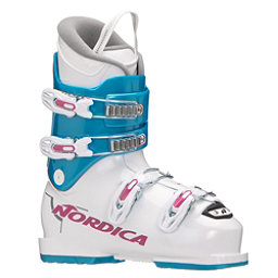 Nordica Dobermann GPTJ Girls Ski Boots 2018, , 256