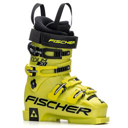 Fischer RC4 Podium 70 Junior Race Ski Boots 2018, , 256