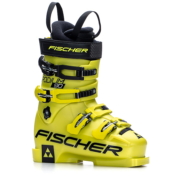 Fischer RC4 Podium 90 Junior Race Ski Boots 2018, , 600