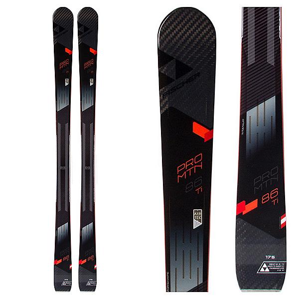 Fischer Pro Mountain 86 Ti Skis 2018, , 600