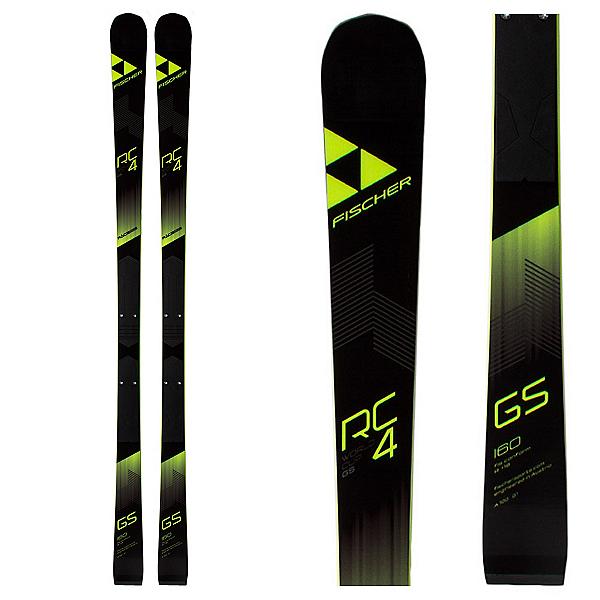 Fischer RC4 Worldcup GS Jr. Junior Race Skis 2018, , 600